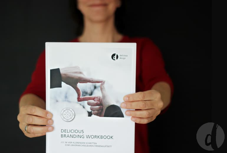 Delicious Design Branding Workbook