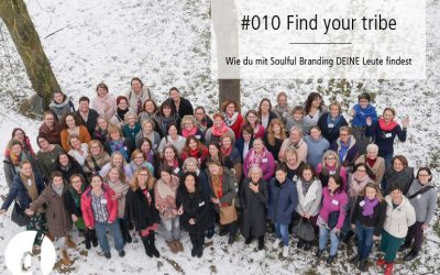 010 | Find your tribe