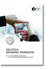 Delicious Design Freebie Branding Workbook