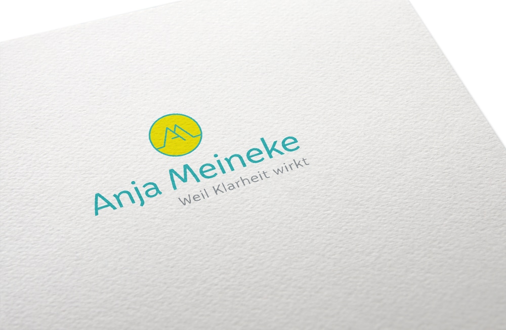 Logodesign Anja Meineke - Delicious Design