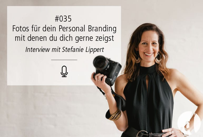 Authentische Fotos für dein Personal Branding - Podcast - Delicious Design
